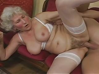 Granny fuck my Sleeping